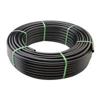 """Nylon tube 3/8"""" PA12-RIGID - BLACK 100 m"""