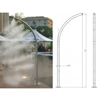 ARCH Misting stand