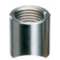 """Fitting - welding thread for nozzle 1/8"""" SS"""