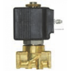 "Solenoid - NC solenoid valve, 80 Bar, 1/4"", BR"