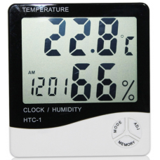 LCD Digital thermometer with hygrometer