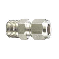 """SS - M connector (BSP 1/4""""M x 10mm)"""