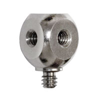 Connector - adapter for 4 nozzles