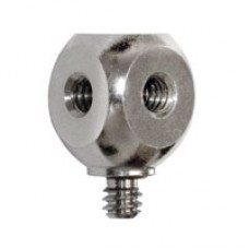 Connector - adapter for 3 nozzles