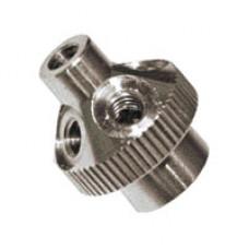 "Adapter - for 5 pcs of nozzles 10/24 UNC + nipple M 1/8 ""G - M 10/24 UNC"