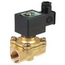 "Solenoid - NC solenoid valve, 16 Bar, 1/2"", BR"