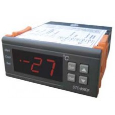 Digital programmable thermostat with sensor